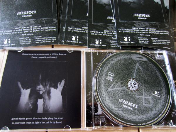 Minitel - Abimes CD - 画像2
