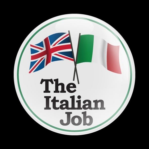 ドームバッジ(CD0290 - ITALIAN JOB) - 画像1