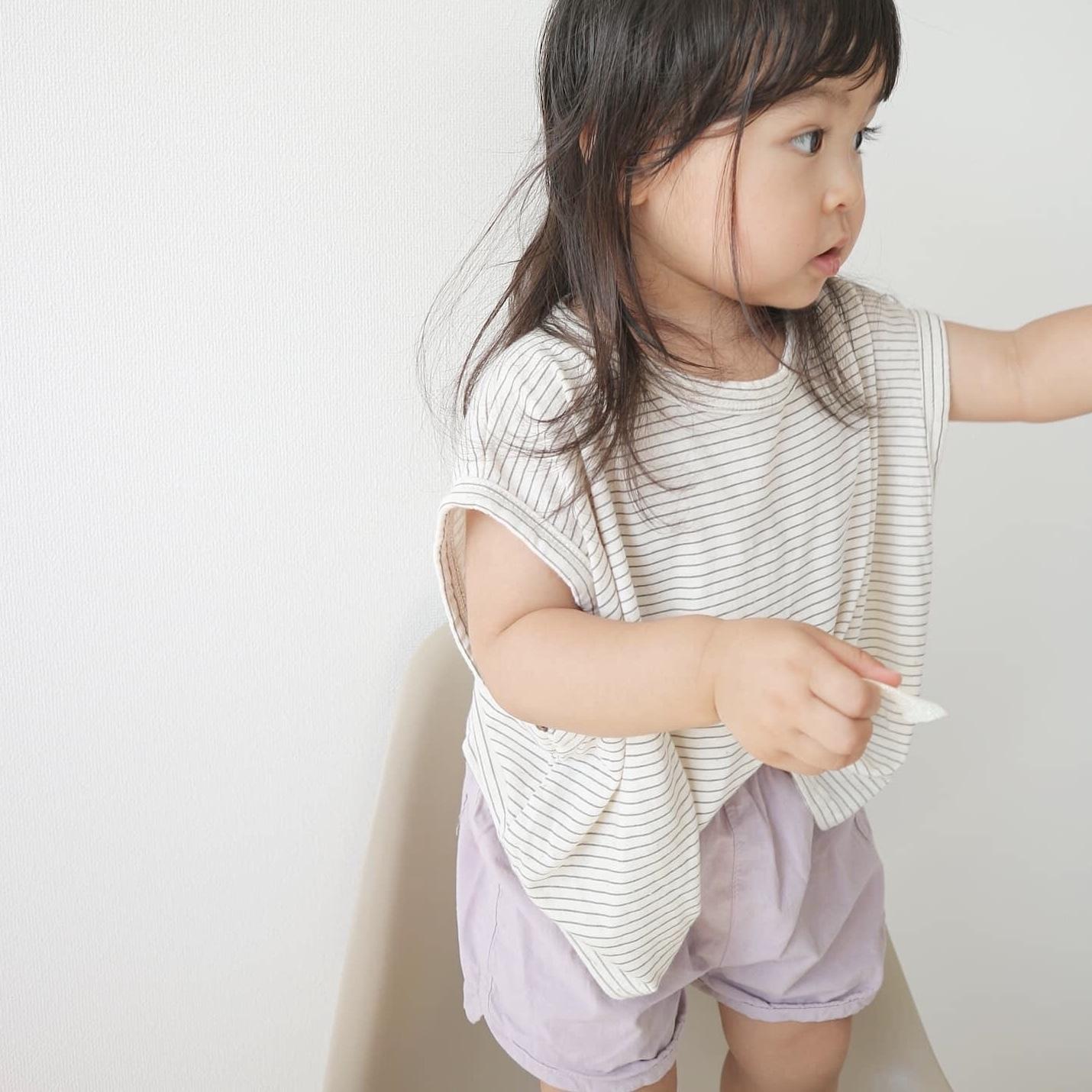 lavender half pants.〔ラベンダーハーフパンツ 〕