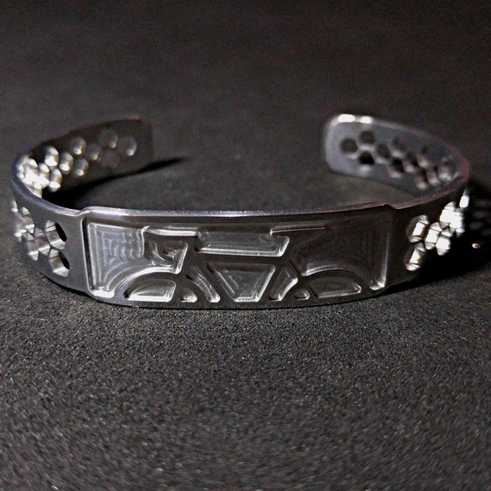 【ロードバイクバングル】 手首が細く見える / プレゼントとしてもおしゃれ
