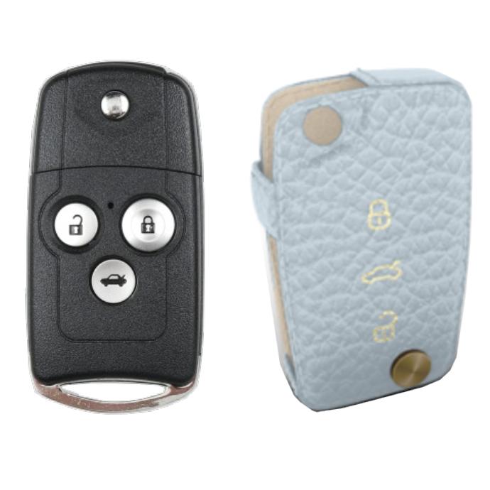 Honda 専用 TypeB Car Key Case Shrink Leather Case