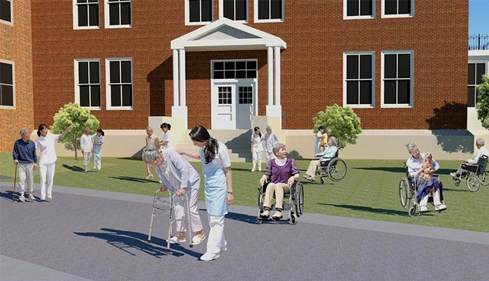 医療人物SketchUp素材10個 4p_set048 - 画像3