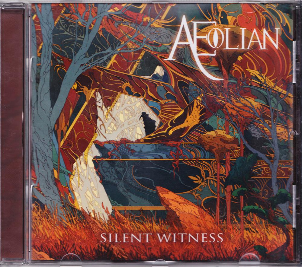 ÆOLIAN 『Silent Witness』