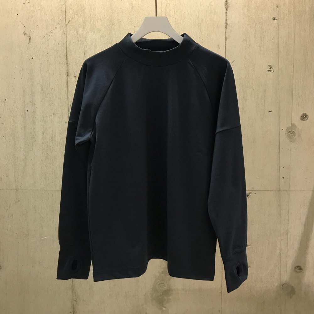 meanswhile Dry Jersey High-Necked/MIDNIGHT