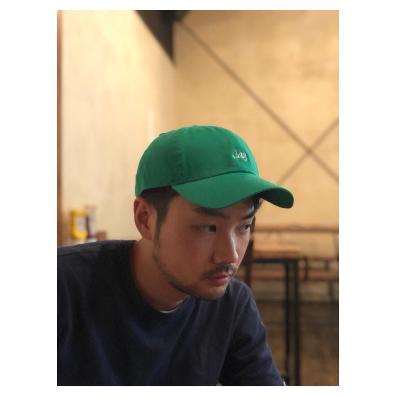 Jag Logo Cap / Green