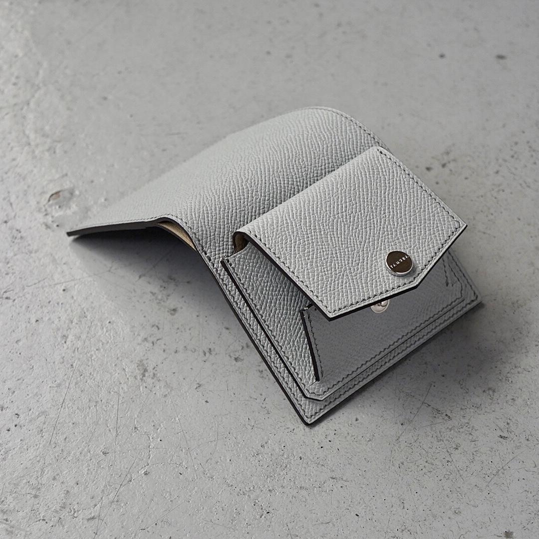 ミニ財布 <Shaula / S - type> ブルーグラシエ