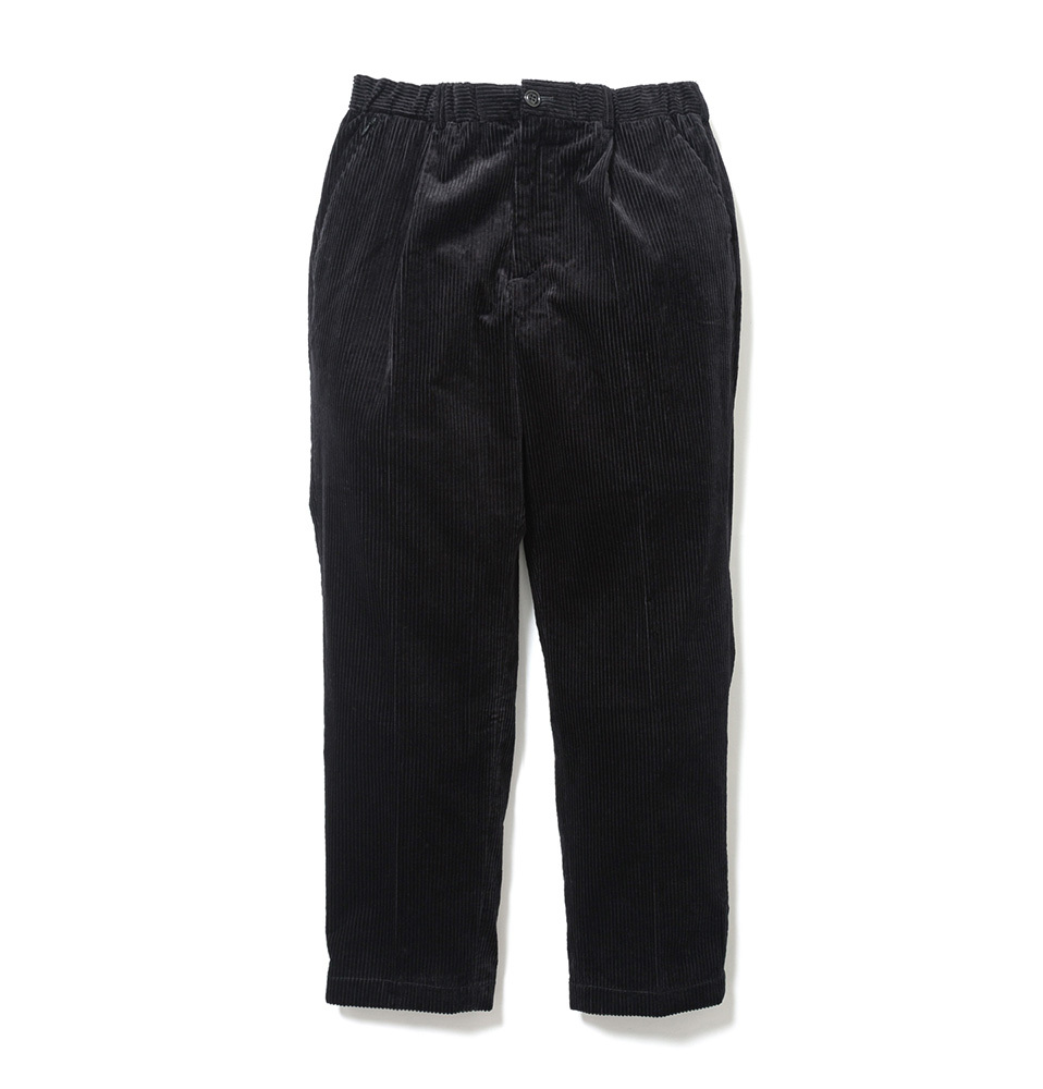 【SON OF THE CHEESE】Corduroy PT(BLACK)