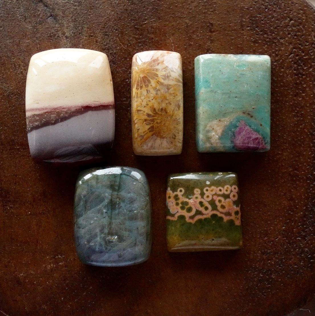 Bluestones天然石セット square