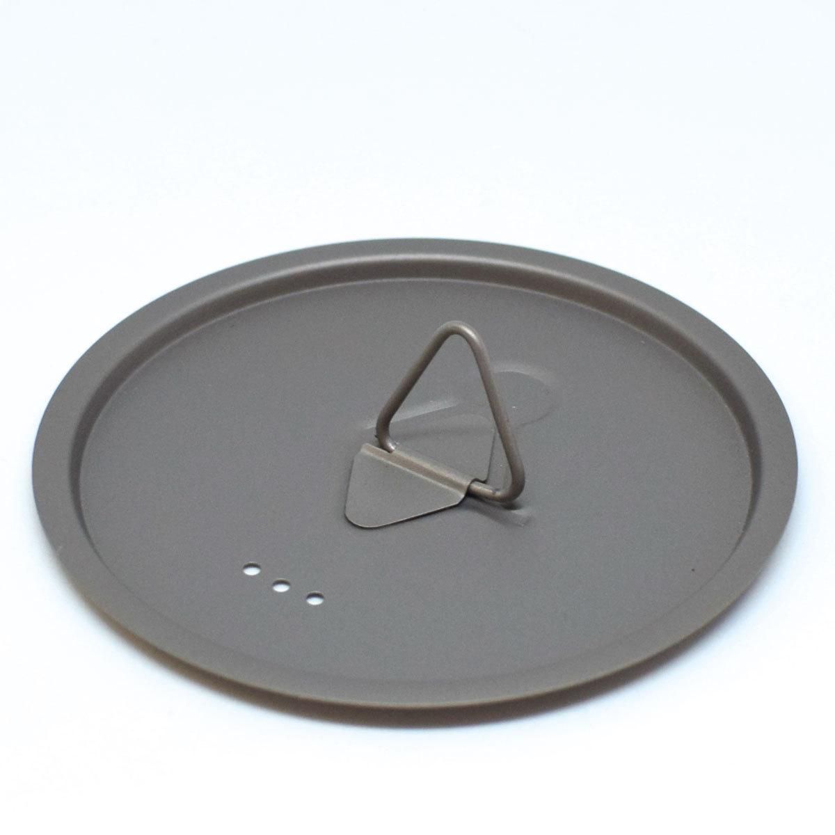 TOAKS(トークス)TITANIUM LID 80D チタニウムリッド