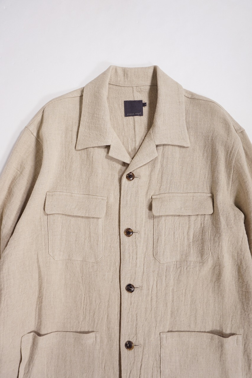 Linen Viyella Jacket