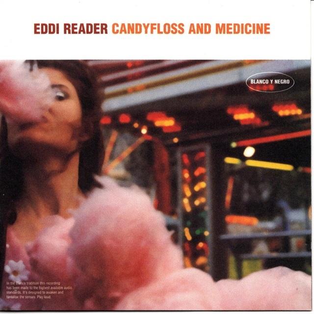 【CD・英盤】Eddi Reader / CANDYFLOSS AND MEDICINE