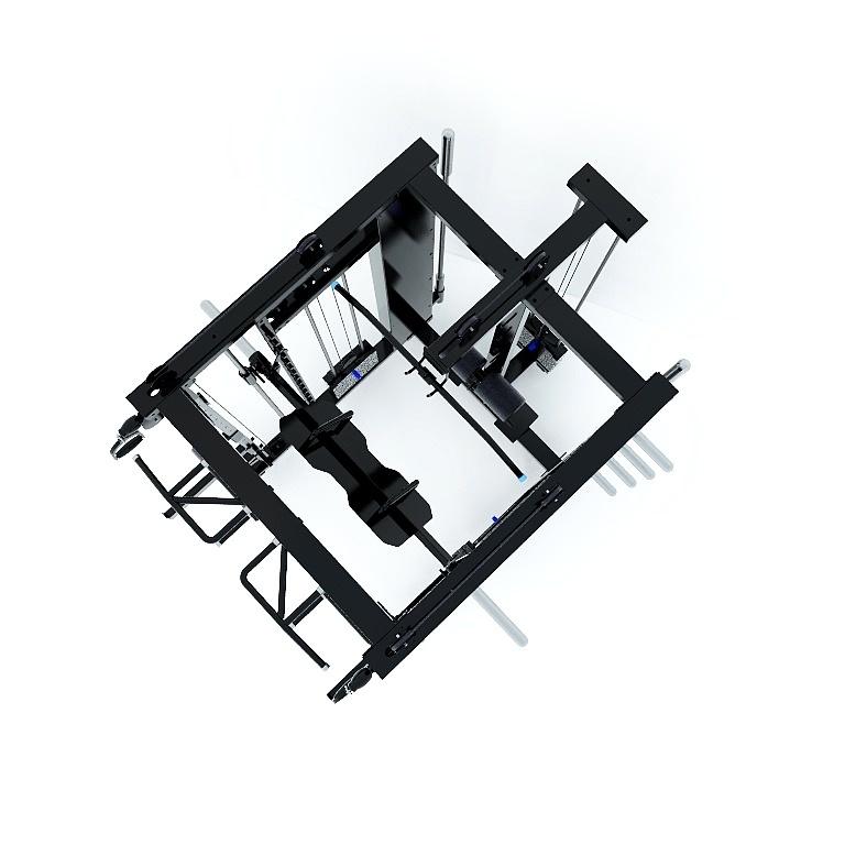 マルチファンクションラック NFS-01