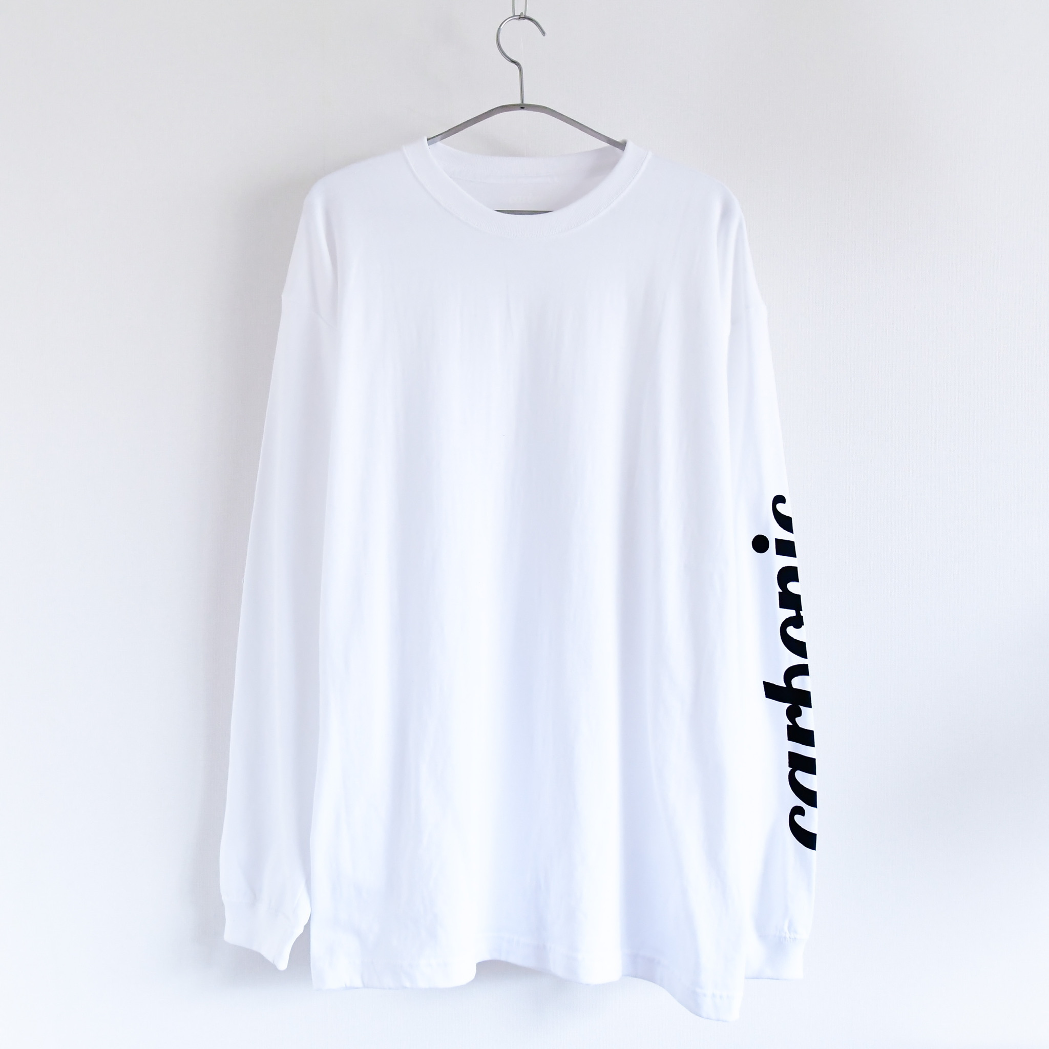 carbonic SLEEVE logo L/S