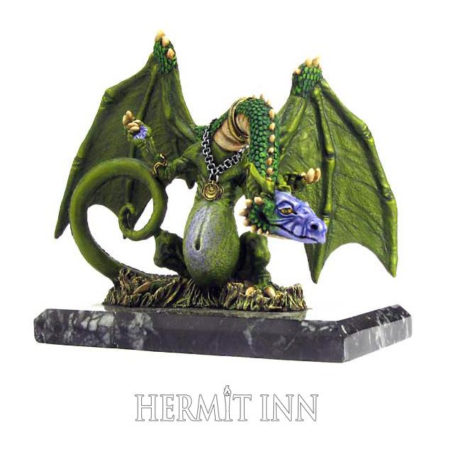 善良なるドラゴン - 画像1