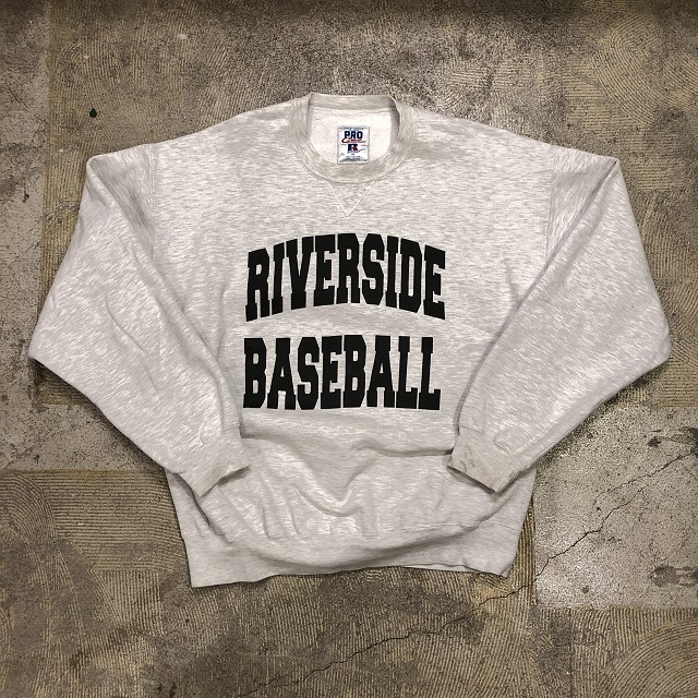 Russell Riverside Baseball Sweat Made in USA