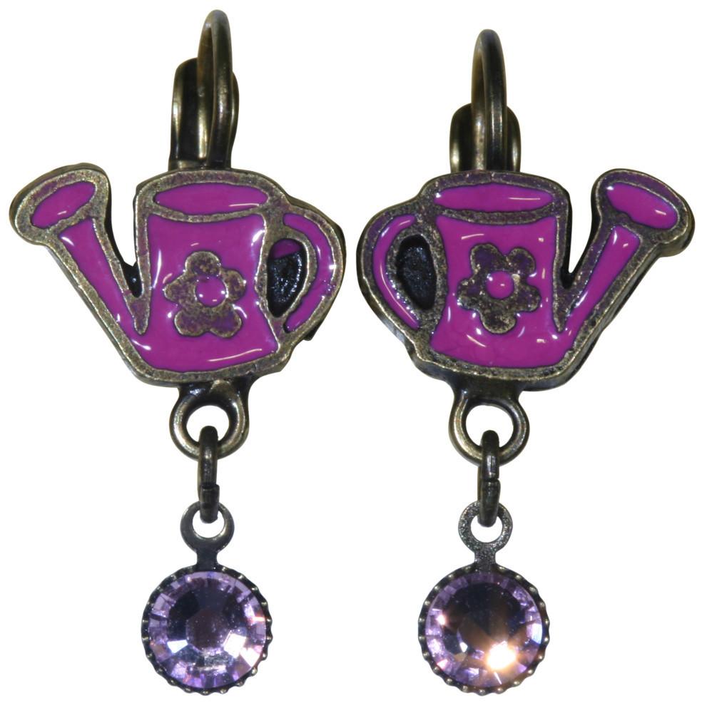 Ene-Mene-Muh earring eurowire dangling ピアス150