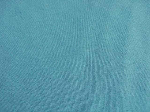 J&B定番 綿コーマ糸40双糸天竺ニット ナイルグリーン(青みがかったグリーン) NTM-2382