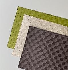 プレースマット   撥水性アミランチョン アイボリー (ドイツ製 )