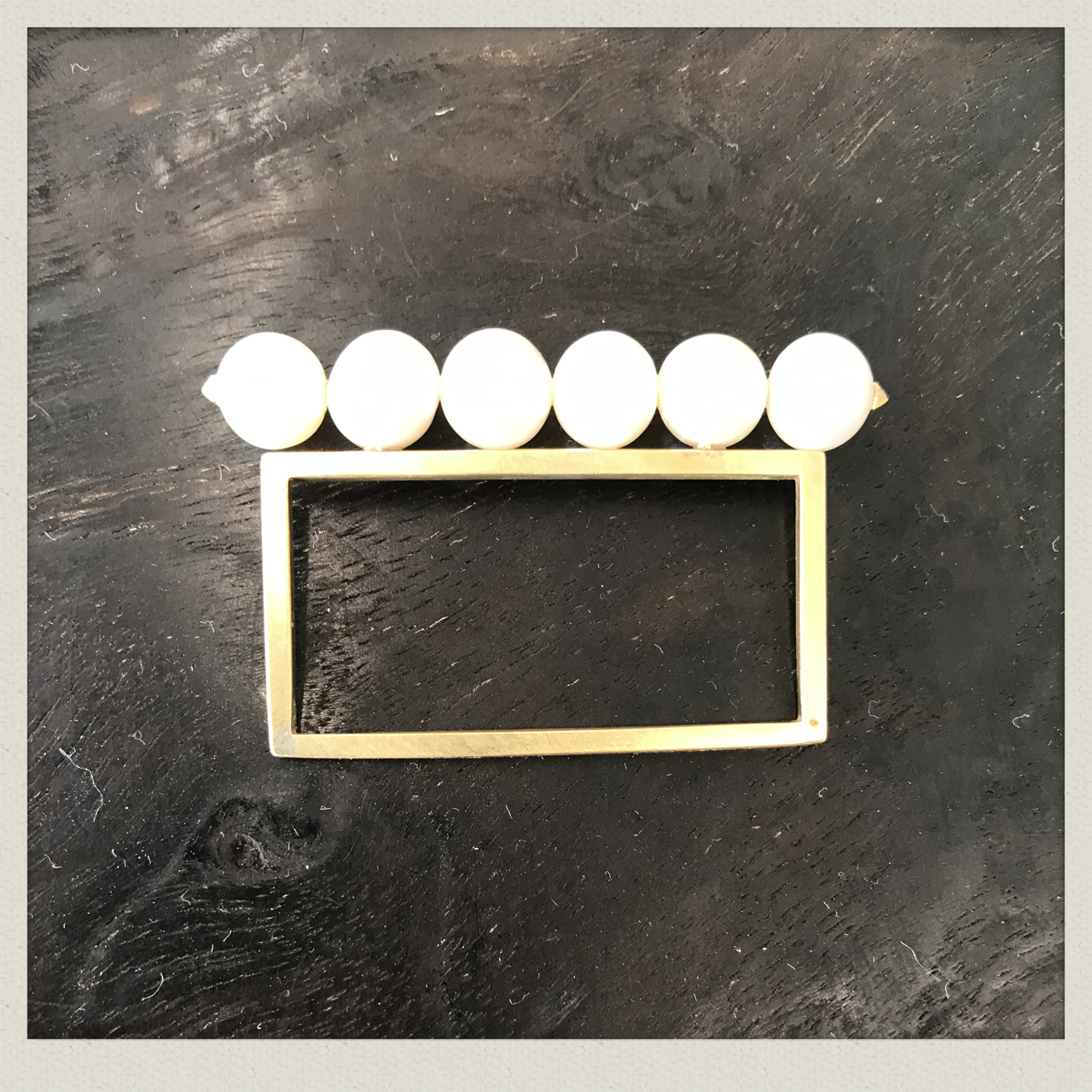 pearl ring  7 (2finger用)PeR-7
