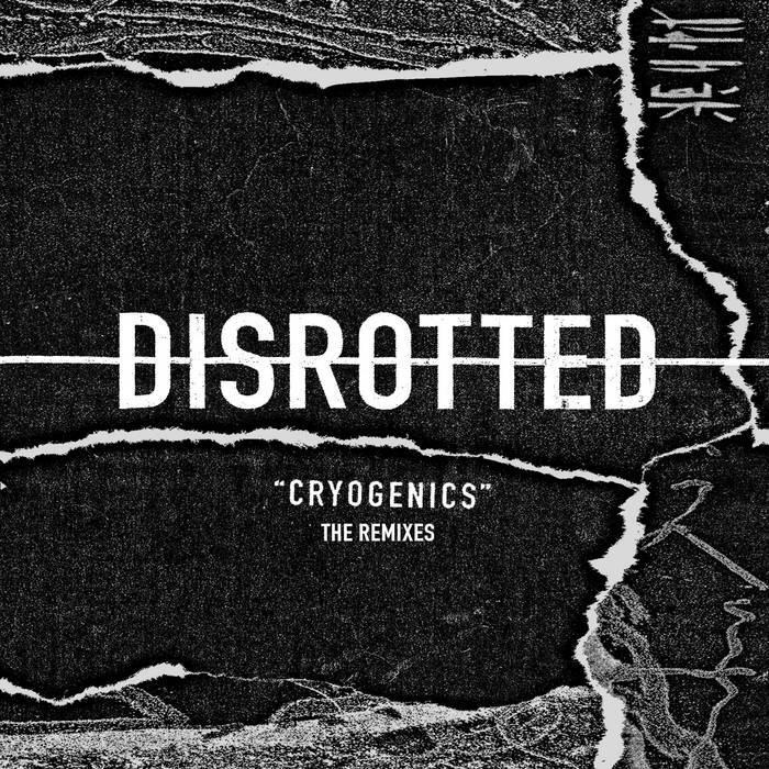 """Disrotted – """"Cryogenics"""" The Remixes(CD)"""