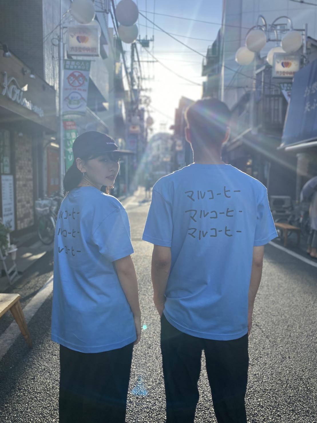 marcoffee × sayuri nishikubo 【マルコーヒー】T-shirt
