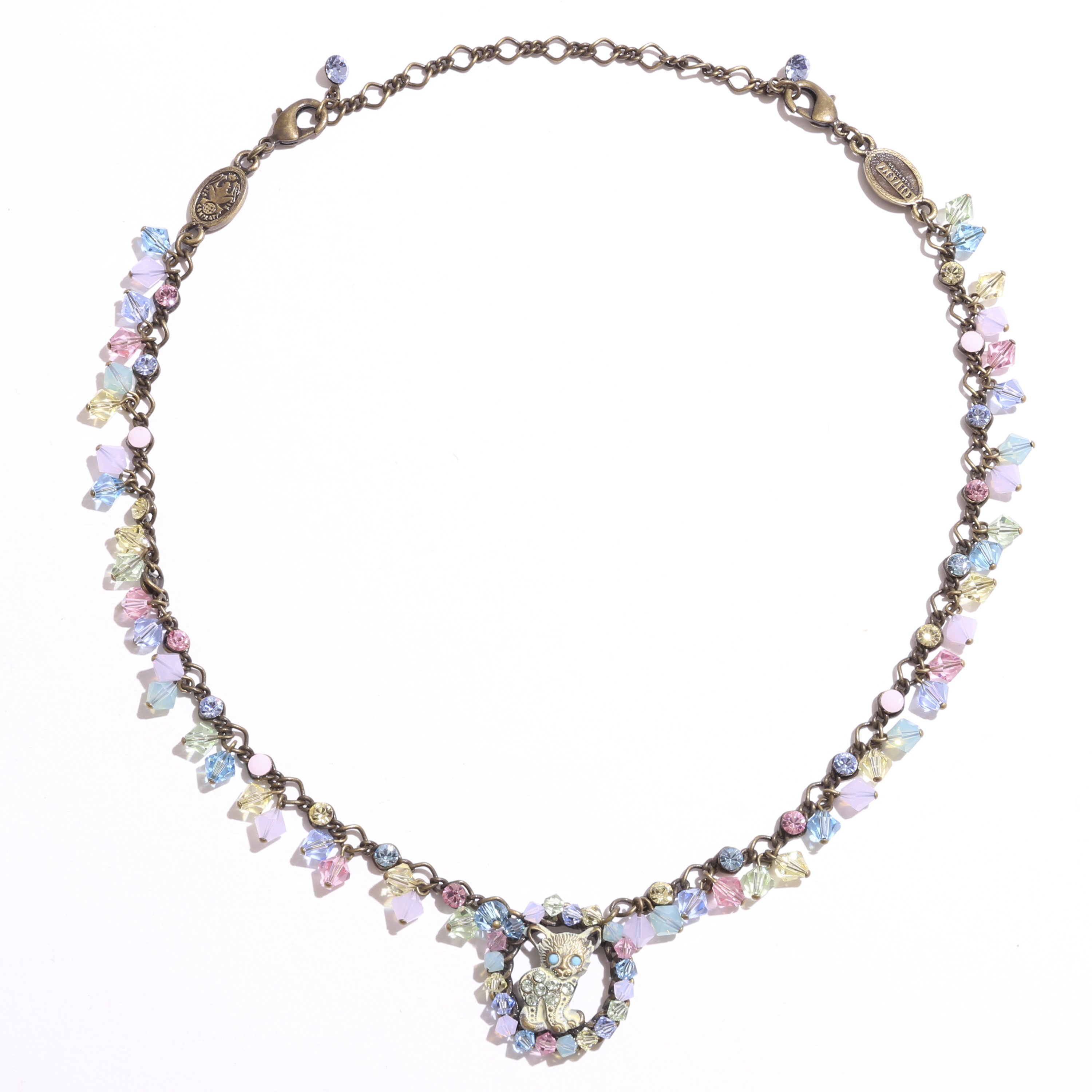 Carousel neklace/リスネックレス