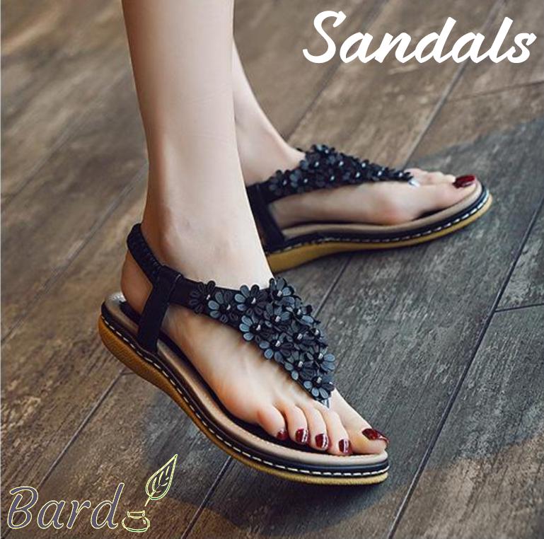 サンダル レディース 履きやすい 痛くない サンダル カジュアル ヒール ミュール シューズ 海 レディース 美脚 歩きやすい 夏