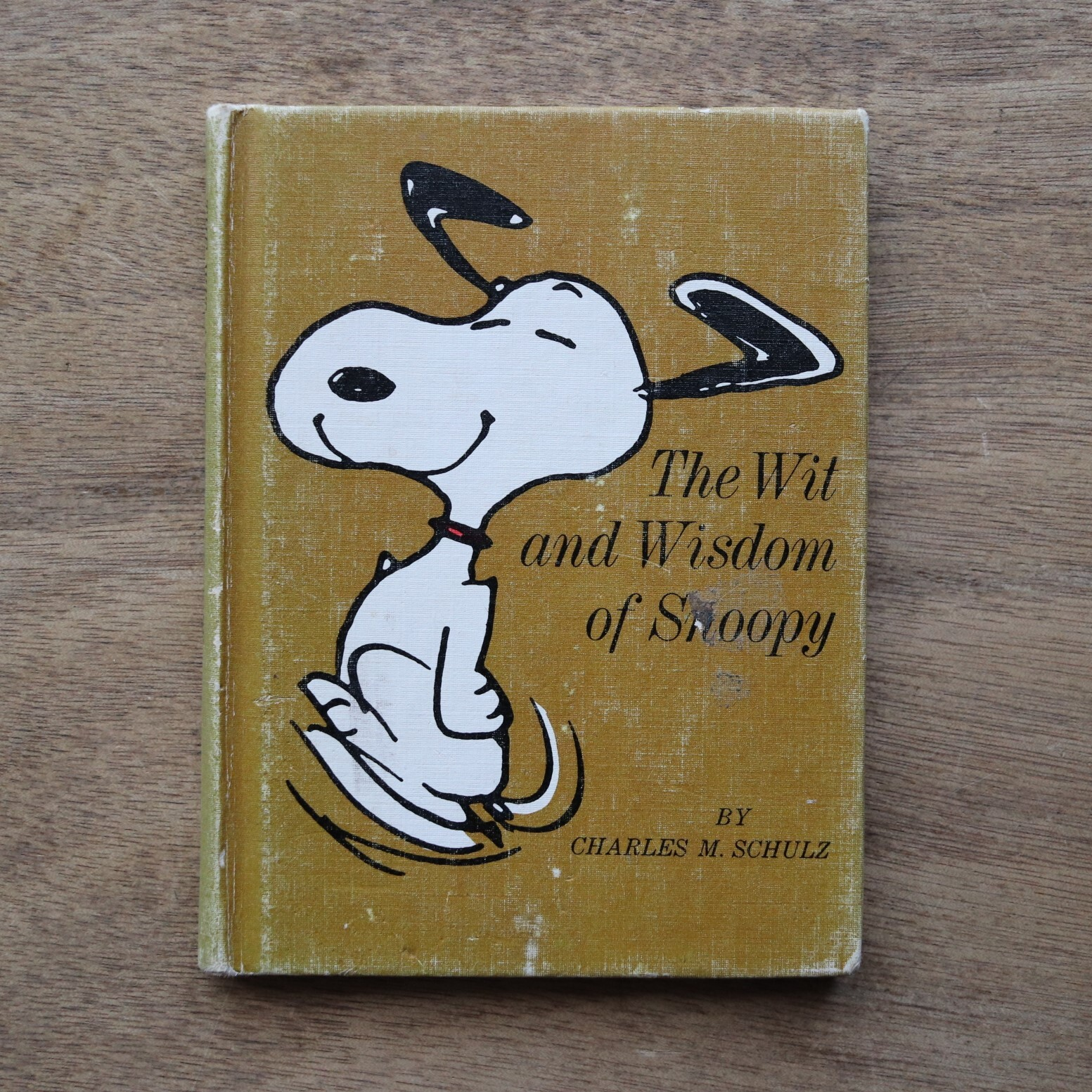 The Wit and Wisdom of Snoopy