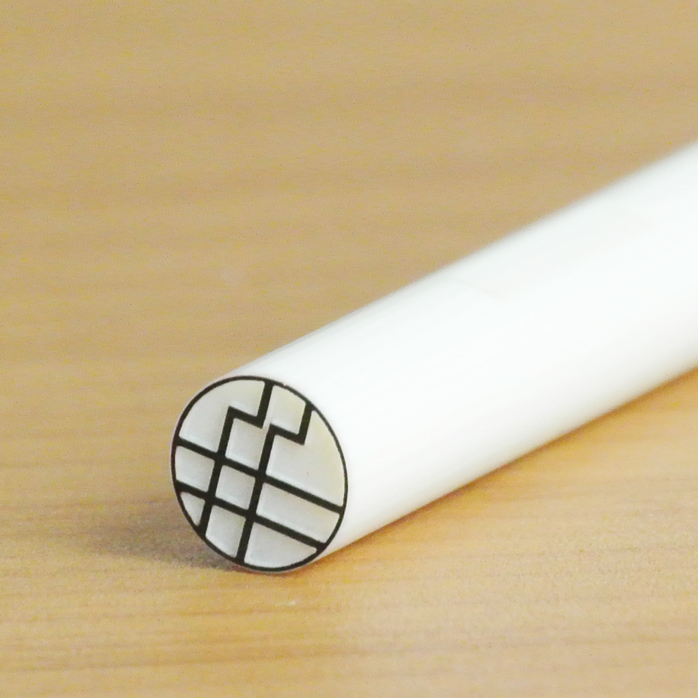 [GRAPH印] WHITE LACT / 認印 TYPE(ラクト 10mm) - 画像3