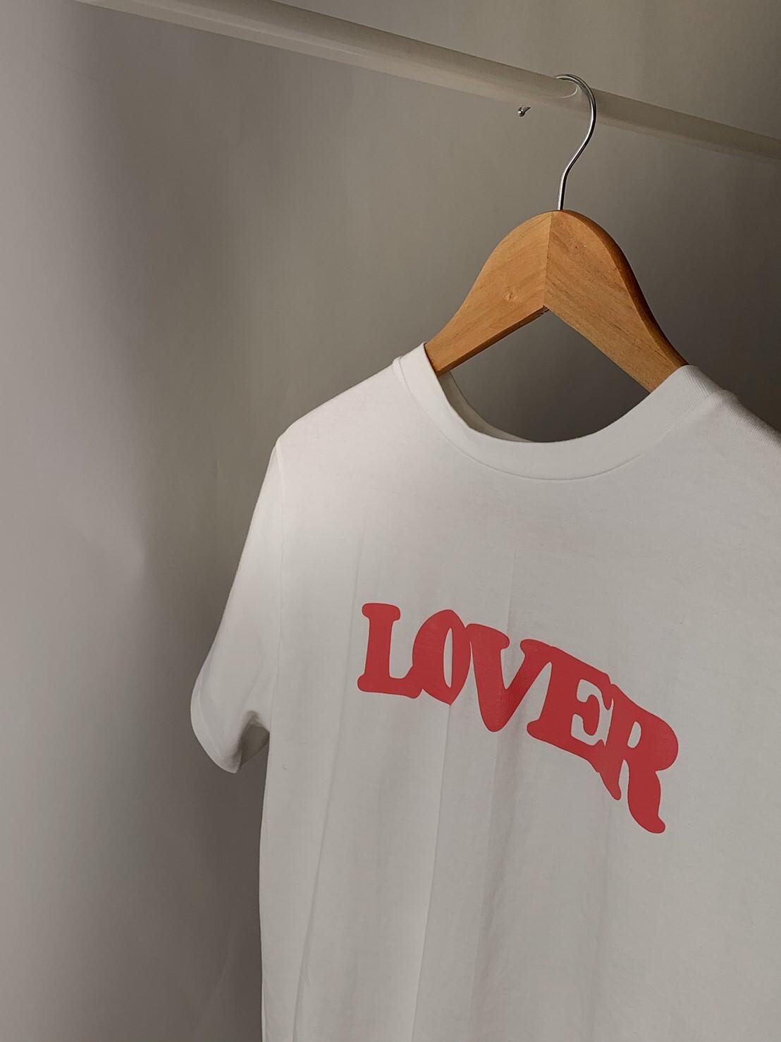 【asyu】lover lover t-shirt