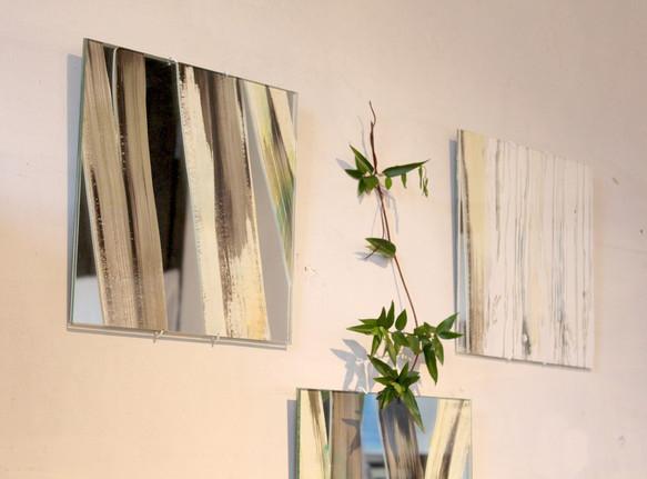 絵画・植物ドローイング・かすがの森#3 TAMARI インテリア