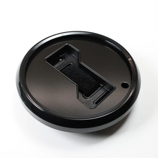 ゴーバッジ グリルバッジホルダー(黒) - 画像3
