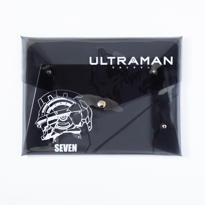 アニメ「ULTRAMAN」PVCクラッチバック-SEVEN-
