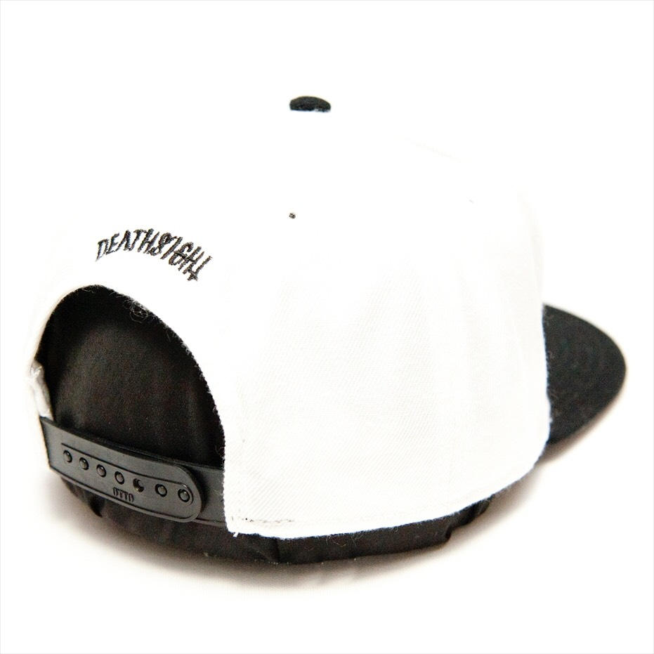 """deathsight"" CAP / WHITE - 画像4"