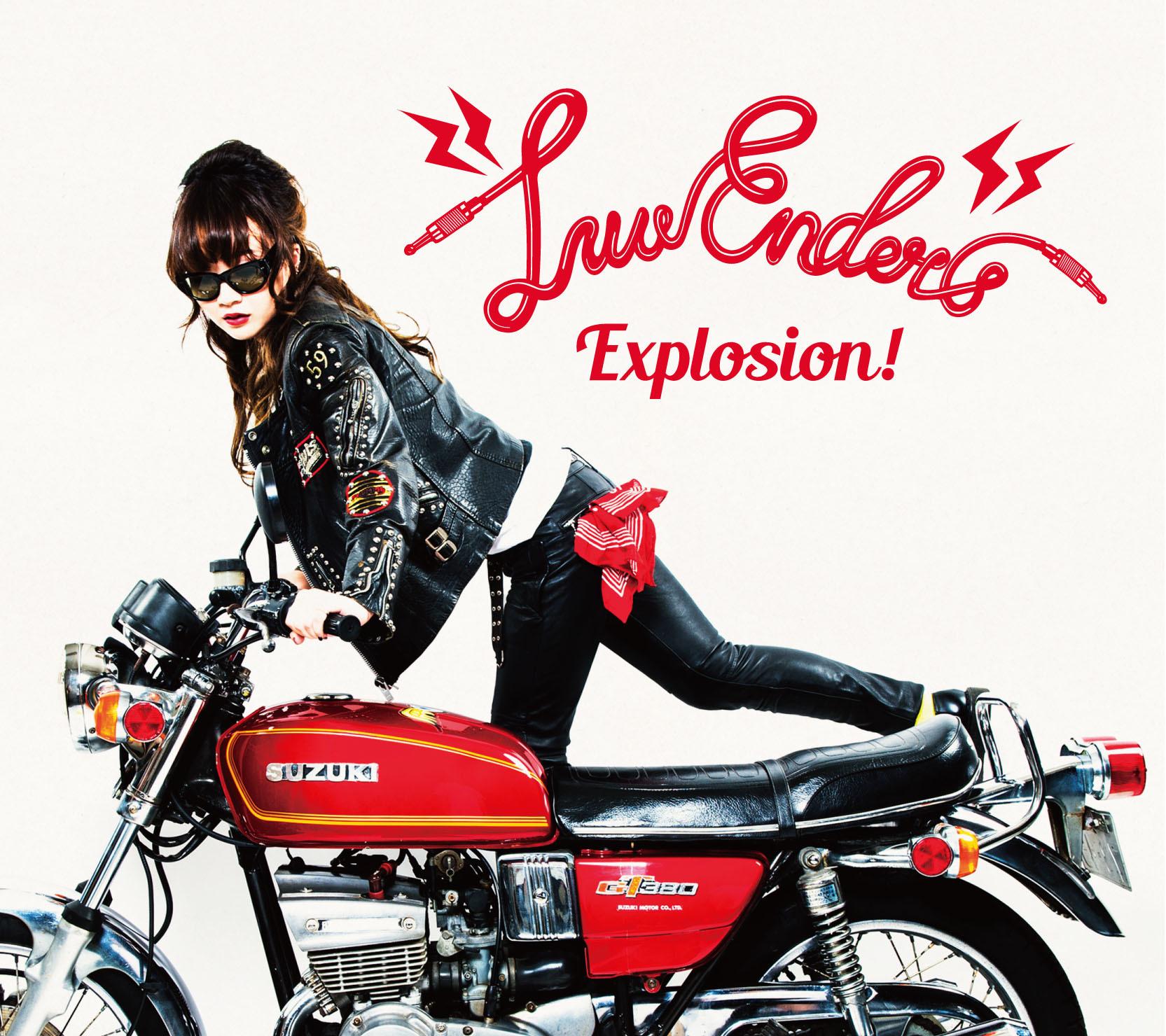 Luv-Enders (ラヴェンダーズ)/Luv-Enders' Explosion! (ラヴェンダーズ / ラヴェンダーズ エクスプロージョン)RVLG-010
