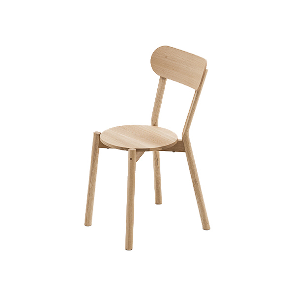 Karimoku New Standard Castor chair ピュアオーク