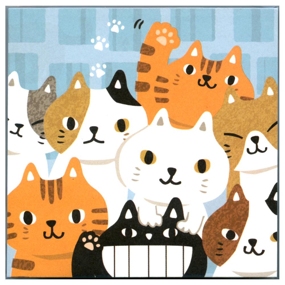 猫メモ(ねこ×ねこⅡ)
