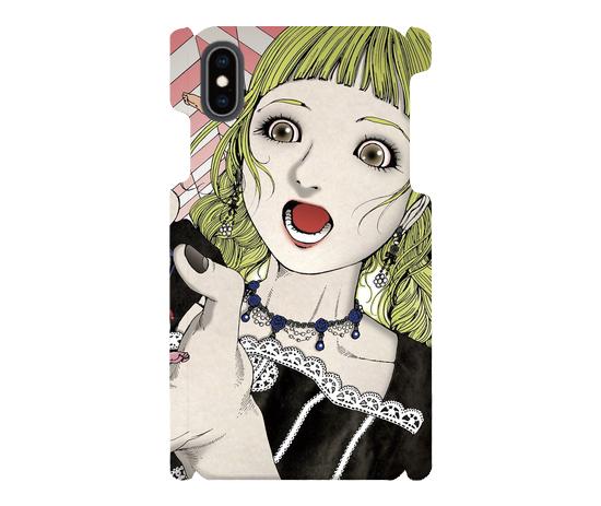 (iPhone XS Max)少女IN