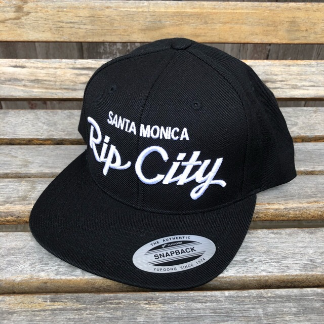 Rip City Skates #Logo Snap Back Cap