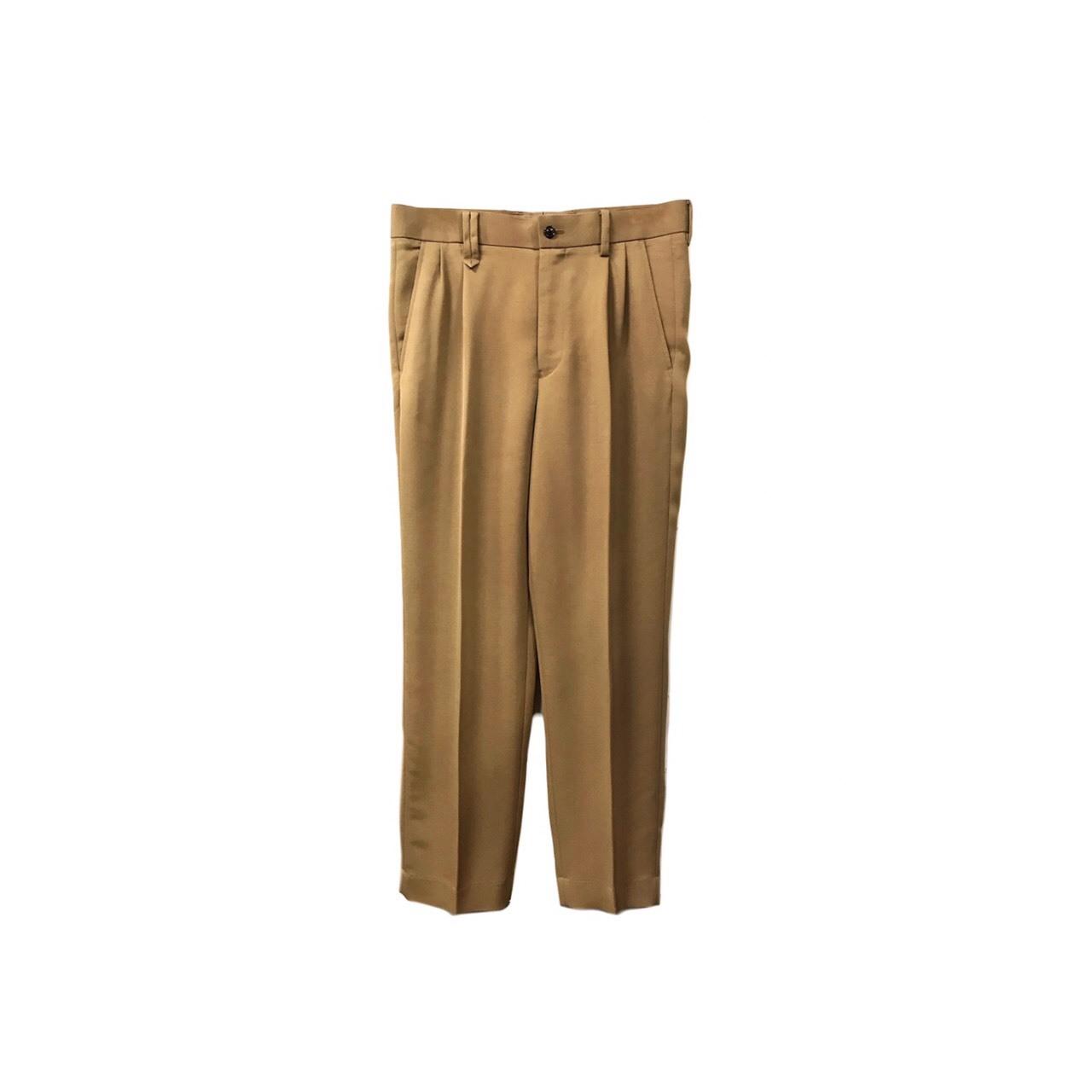 soe - Tack Slacks Pants (size - 0) ¥16500+tax
