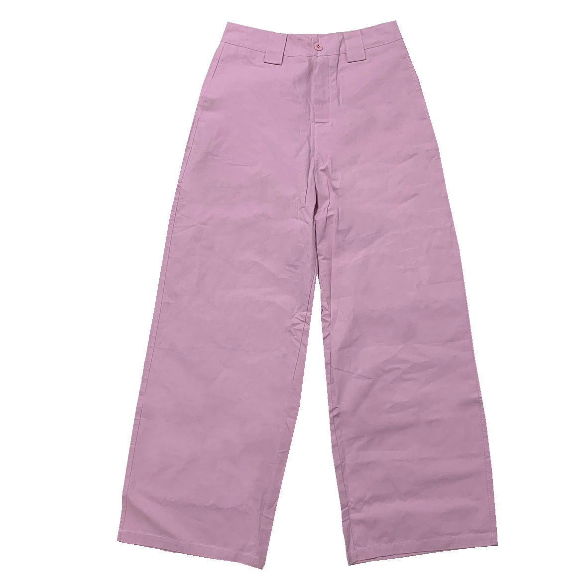 【Select】High Rise Wide Color Denim
