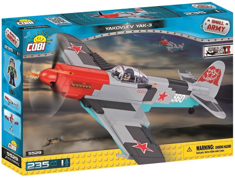 COBI #5529 ヤコブレフ Yak-3