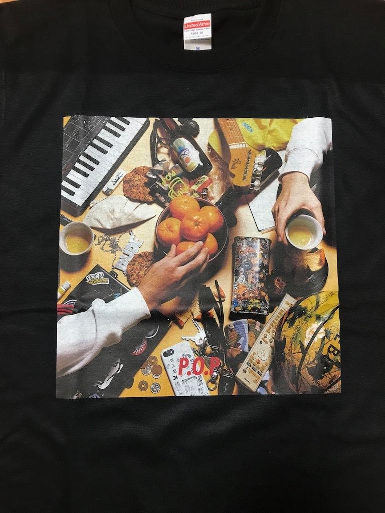 P.O.P いつもSTREET Tシャツ - 画像5