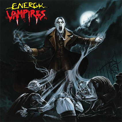 "ENERGY VAMPIRES ""Energy Vampires"" (輸入盤)"