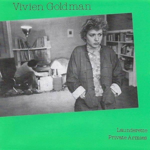 """Vivien Goldman - Launderette (7"""")"""