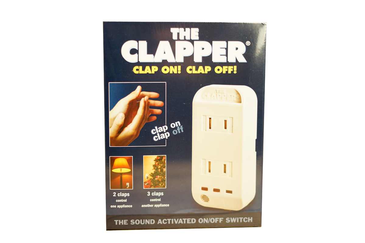 THE CLAPPER クラップでON/OFF!