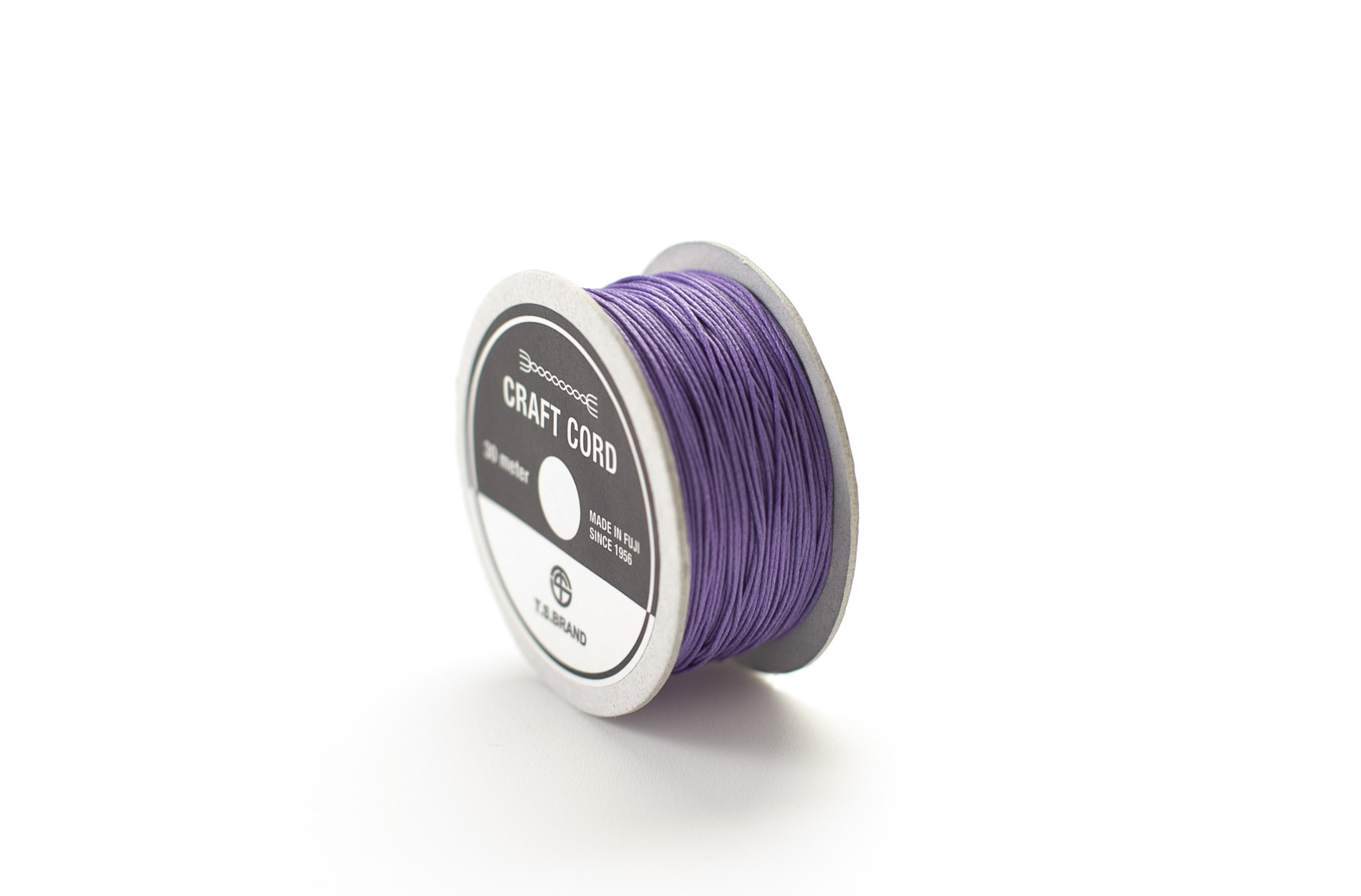 WAX CORD/ PURPLE/ 0.5㎜ /30meter
