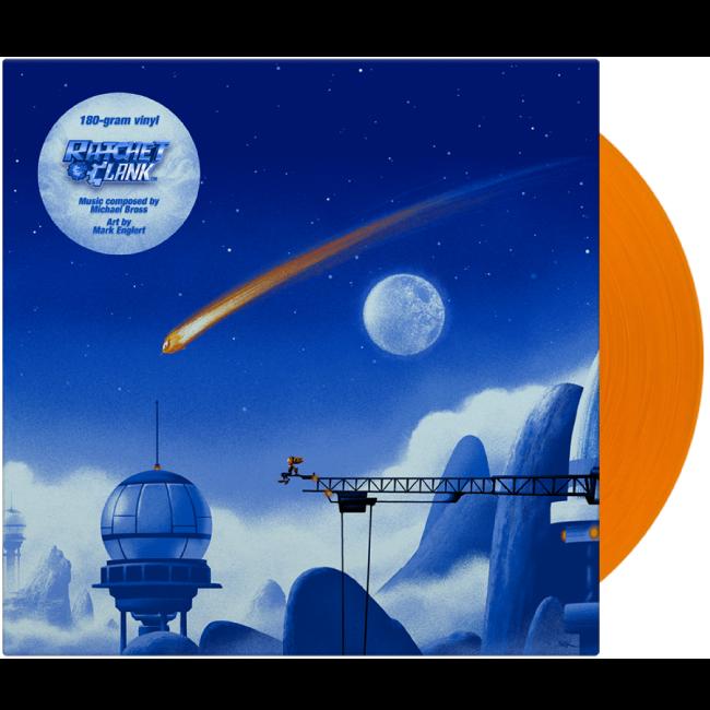 【Ratchet & Clank(ラチェット&クランク)】レコード - 画像1