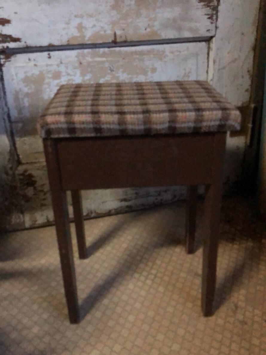 ぱかぱかリメイクミシン椅子