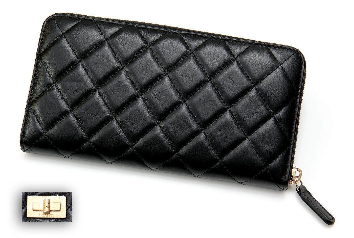 6cc98c3b57ef シャネル CHANEL レディース ココマーク チェーンウォレット キャビア 長財布 ブラック ゴールド 小物 新品 正規品. 大人気 ブランドCHANELの長財布のご紹介です。